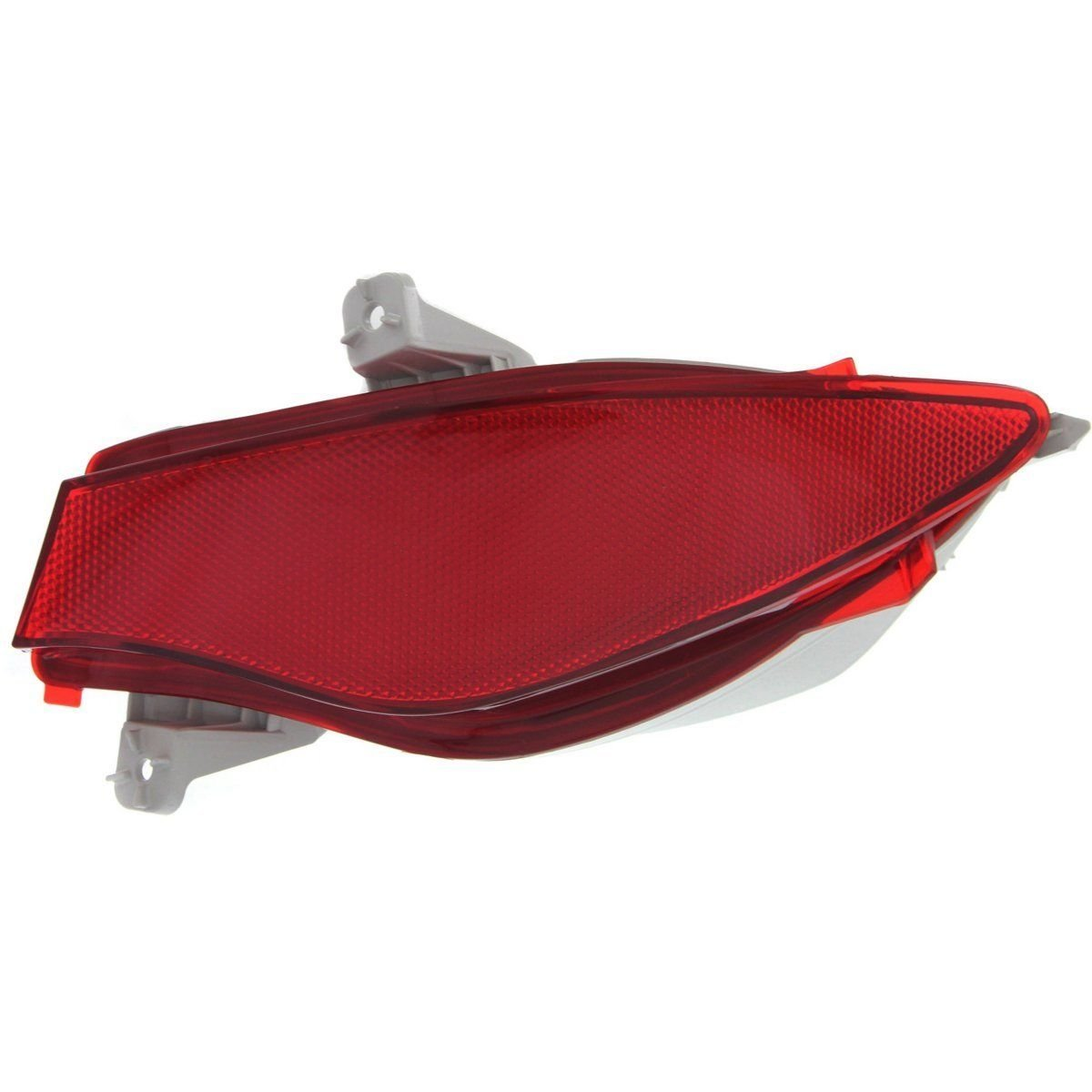 New Rear Right Passenger Side Bumper Reflector For 2010-2012 Mazda Cx7 Outer Reflector In The Bumper MA2893100