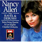 Nancy Allen, Harp: Ravel & Debussy