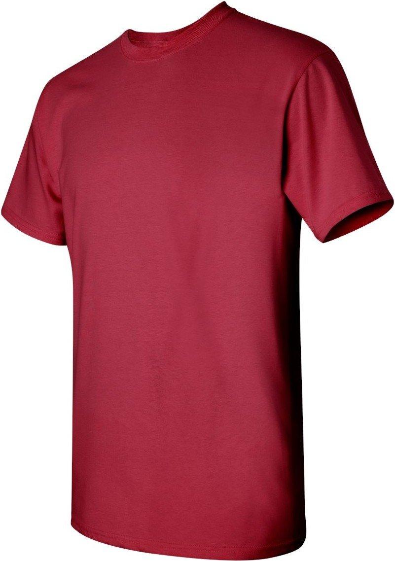 (ギルダン) Gildan メンズ ヘビーコットン 半袖Tシャツ トップス カットソー 定番 男性用 B00NQ3ZQCA XL カーディナル カーディナル XL