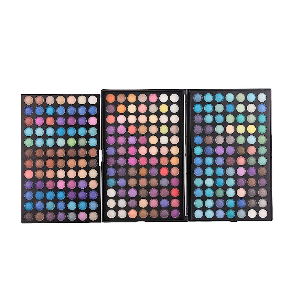 ELLITE Professional 252 Colors Ultimate Eyeshadow Eye Shadow Palette Cosmetic Makeup Kit Set Make up Professional Box by ELLITE Styles