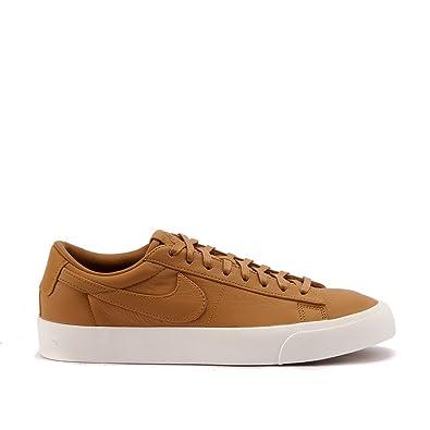 Nike Zapatillas de Cuero para Mujer Marrón marrón, Color
