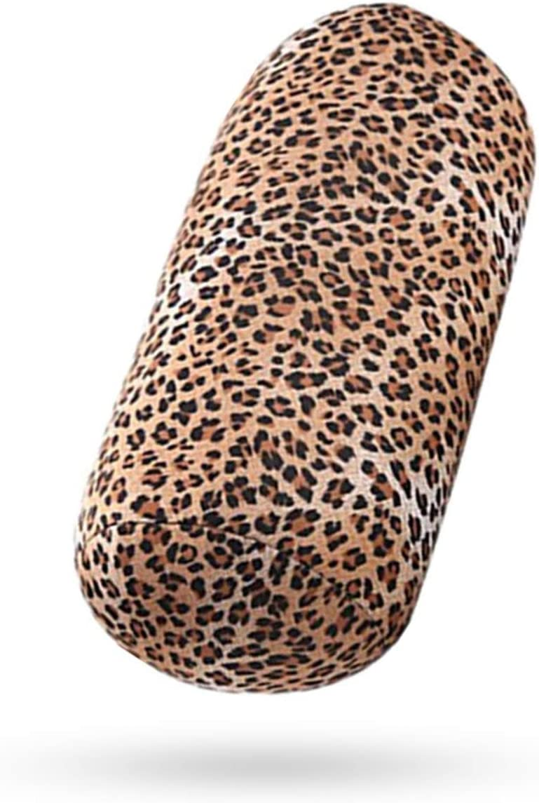 BANGSUN 1 coussin de voyage en microbilles pour le cou et les lombaires.
