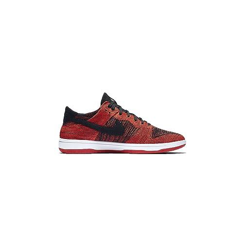 45db993e2adec Nike Men's Dunk Flyknit Red/Black 917746-004