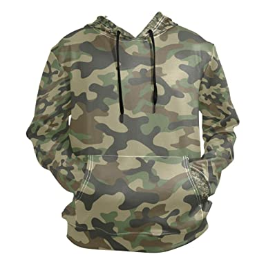 ZZKKO Texture Camo Military Hoodie for Pullover Long Sleeves Thin Workout  Sweatshirts at Amazon Men s Clothing store  34be78e5c