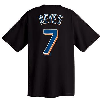 Jose Reyes New York Mets - Camiseta con nombre y número, hombre, Columbia,