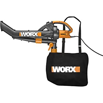 Amazon Com Worx Trivac Wg500 12 Amp All In One Electric