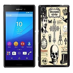 Dragon Case - FOR Sony Xperia M4 Aqua - You have your sample - Caja protectora de pl??stico duro de la cubierta Dise?¡Ào Slim Fit