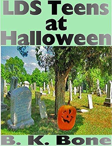 LDS Teens at Halloween]()