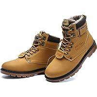 gracosy Hombre Botas de Nieve Invierno Trekking Zapatos
