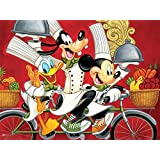Ceaco Together Time Donald Duck Goofy & Mickey Mouse Disney Puzzle (400 Pieces)