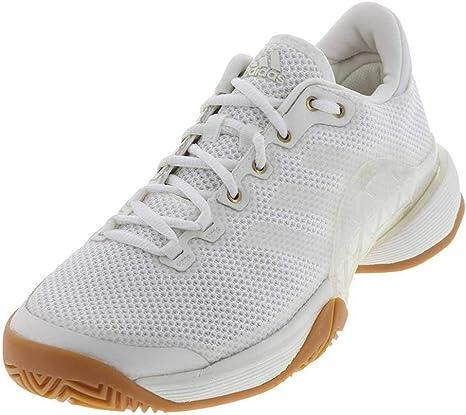 adidas – Hombre Barricade Zapatillas de Tenis de 2017 minimalismo incoloros – (cg3091-h17): Amazon.es: Deportes y aire libre
