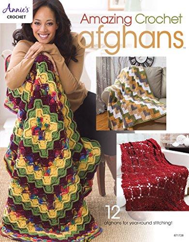 (Amazing Crochet Afghans )