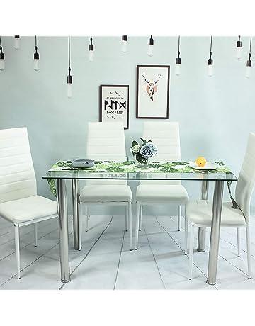 Remarkable Dining Table Sets Shop Amazon Uk Machost Co Dining Chair Design Ideas Machostcouk