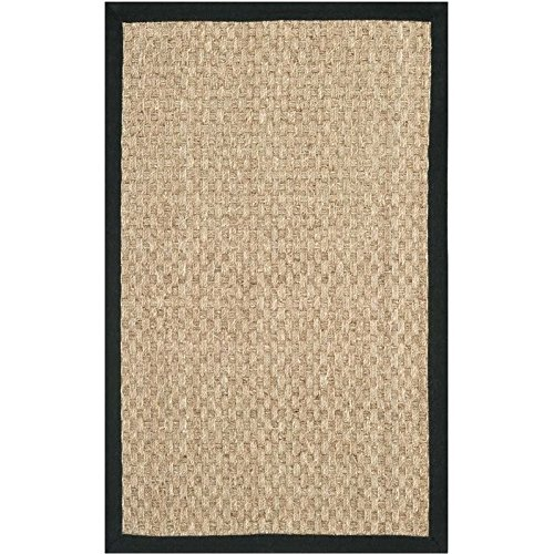Safavieh Martha Stewart Collection MSJ2511B Ebony Seagrass Runner Rug (2'6 x 3'10) Review