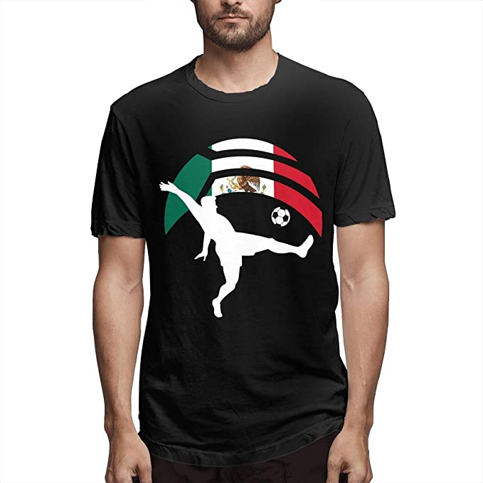 New Gentleman Camiseta de Manga Corta Jugador de fútbol Patear ...