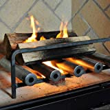 Spitfire Fireplace Heater - 4 Tube w/ Blower
