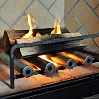 Spitfire Fireplace Heater - 4 Tube w/ Blower