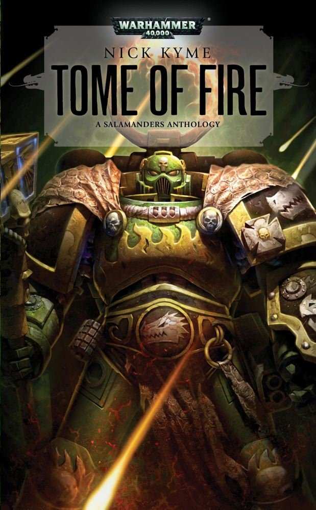 Download Tome of Fire (Salamanders) pdf epub