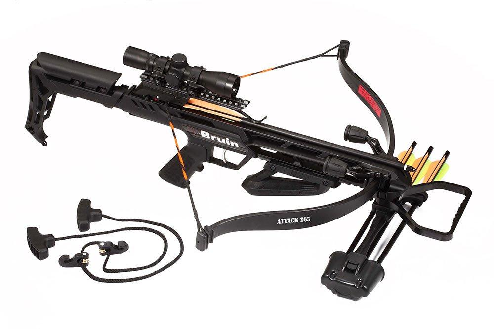 Bruin Attack 265 Recurve Crossbow