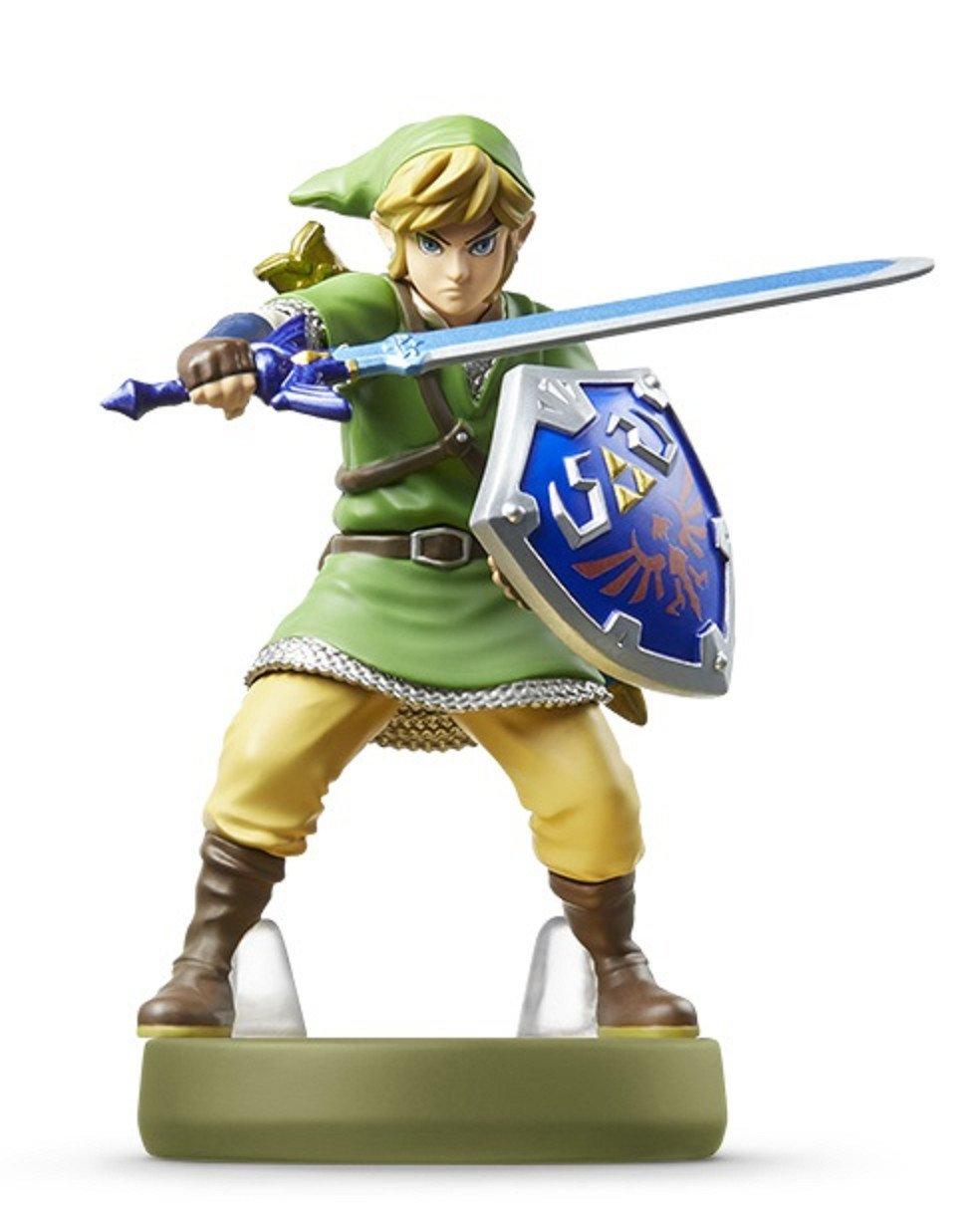 Nintendo amiibo Link - skyward sword (Series : The legend of Zelda) Japan Import by Nintendo (Image #1)
