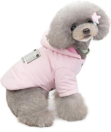 Abrigos y Chaquetas para Perros Abrigo de Invierno con ...