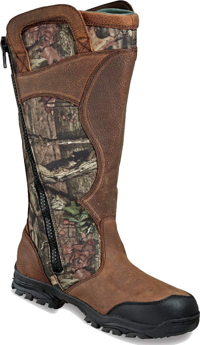 Thorogood 864-4067 Men's Snake Bite 17'' Waterproof Hunting Boot, Mossy Oak Break Up Infinity - 11 W US