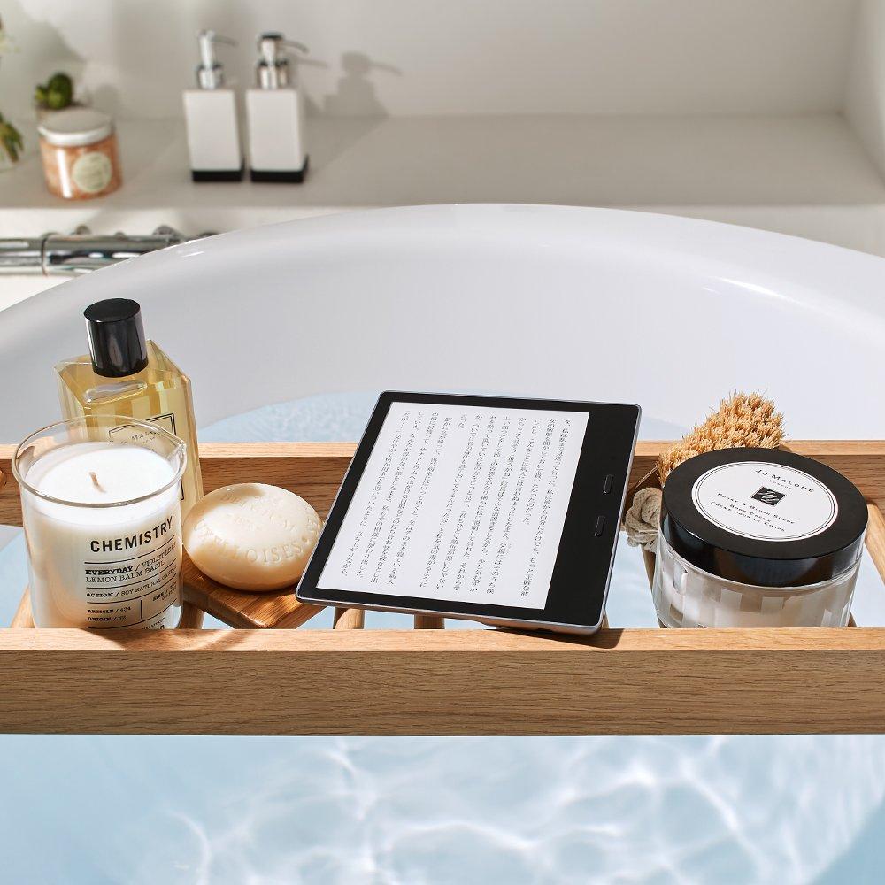 出典: Amazon『Kindle Oasis』