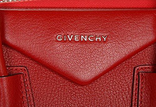 à Givenchy cm Vert femme 29 l'épaule Sac 34 Vert 5 à porter cm Höhe 19 cm pour Breite Tiefe xXr4gqX