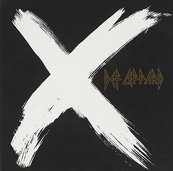 X: Def Leppard: Amazon.es: Música