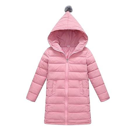 orden comprar original Boutique en ligne Los niños Down Abrigos Chaqueta Acolchada para niña con ...