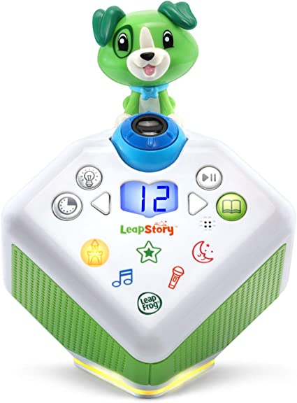 Amazon.com: LeapFrog LeapStory Teller con proyector y ...