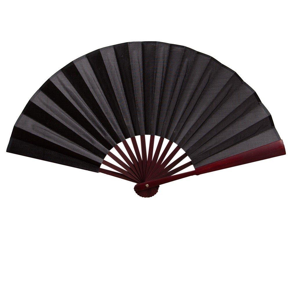 Length:21cm//8.2 Hand Held Fan Red Xshuai chinois//espagnol Style /éventail pliant Danse Mariage Entreprise f/ête Bamboo Soie Pliage avec Hand Held Floral ventilateur Decor