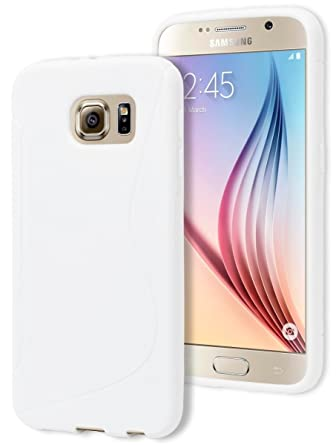 Amazon.com: Samsung Galaxy S6 Funda, aniceseller hule gel ...