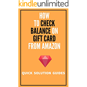 How To Check Balance On Gift Card From Amazon: Go Step By Step on How To Check Balance On Gift Card From Amazon in 2020…