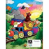 Caderno Brochura Capa Dura Linguagem Académie Kids - 40 Folhas