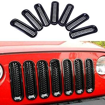 Rejilla de radiador frontal para auto car frente parrilla de ...