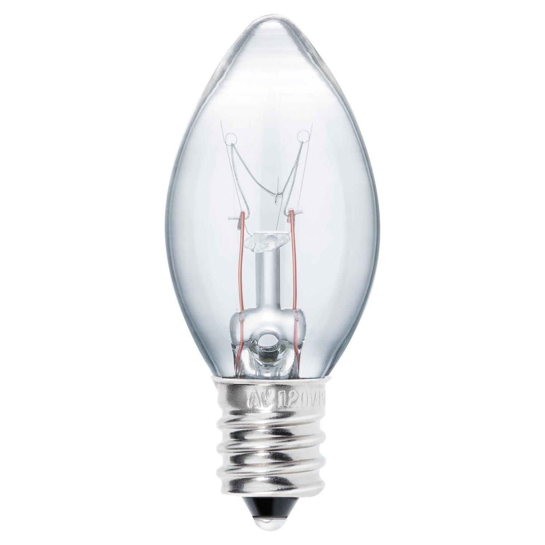 levoit 15watt himalayan salt lamp bulbs 6 pack e12