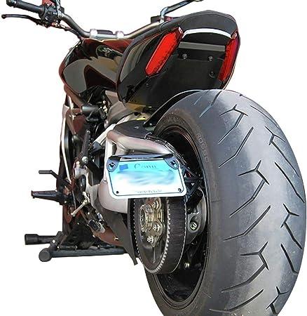 Ducati Xdiavel Nummernschild Zur Befestigung An Der Seite New Rage Cycles Auto