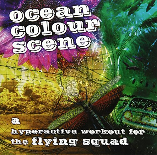 Hyperactive Workout for the Flying Squad - Ocean Colour