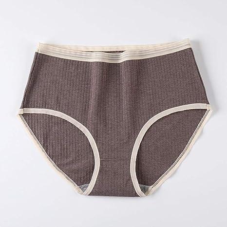 Lencería Pantalones Bragas Calzoncillos Calzoncillos de algodón de Talla Grande para Mujer: Amazon.es: Deportes y aire libre