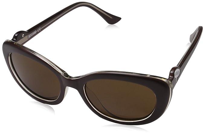 Moschino MO-6430-S, Gafas de Sol para Mujer, Marrón (Marrón ...