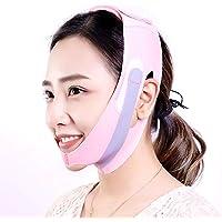 Afslankband voor het gezicht, dubbele kinverkleiner, kin omhoog masker, V-lijn V-vormig afslankend gezichtsmasker…