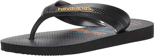 Havaianas Unisex Kids Max Flip Flops