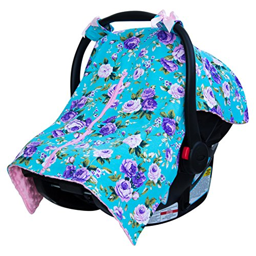 Cow Print Baby Car Seat Stroller - 9