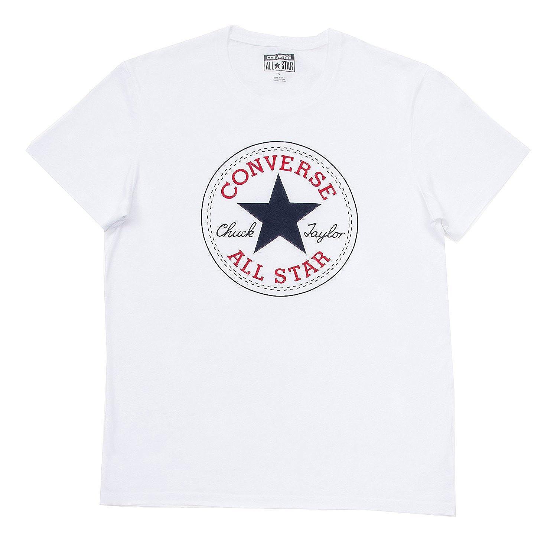 Amazon converse mens all star chuck taylor t shirt tee clothing nvjuhfo Gallery