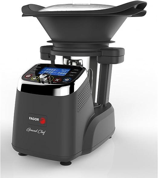 Fagor FG 508 Grand Chef Robot olla multifunción negro 3 L, 1500 W ...
