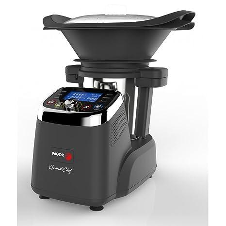 Fagor FG 508 Grand Chef Robot olla multifunción negro 3 L, ...