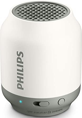 Review PHILIPS BT50W [Bluetooth speaker]