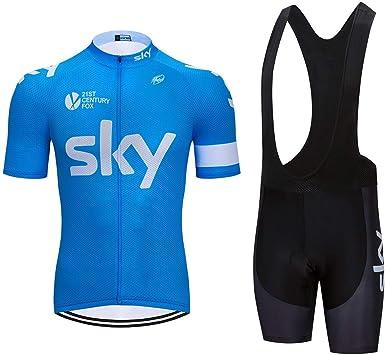 Ropa Ciclismo para Hombre, Maillot Ciclismo y Culotte Ciclismo con ...