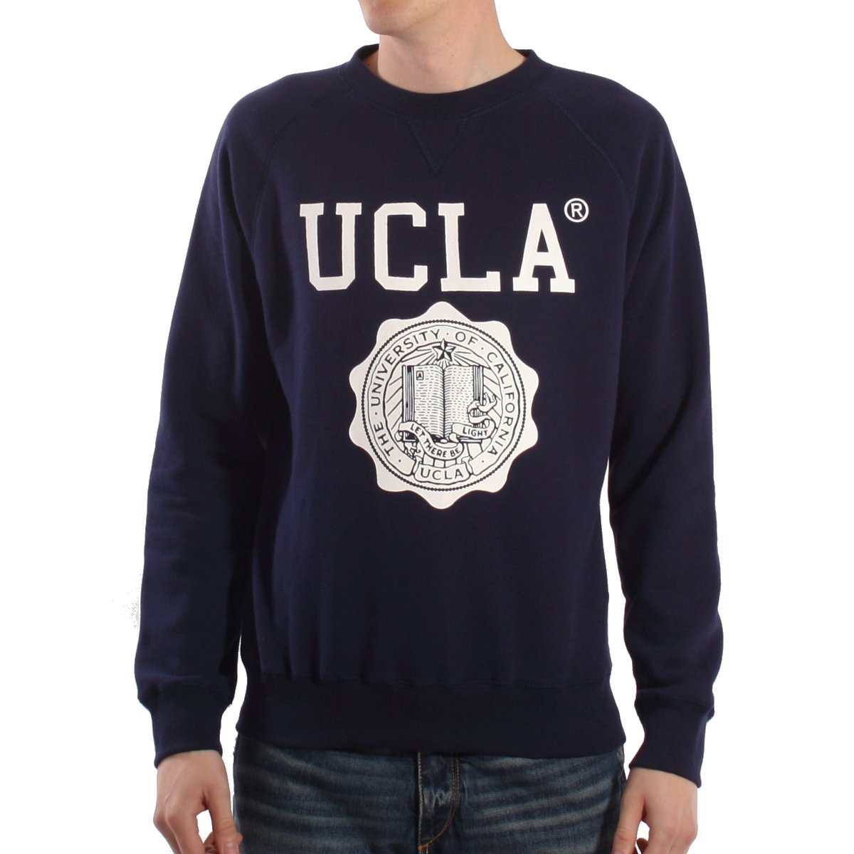 Atlantic Colours  UCLAHerren Sweatshirt